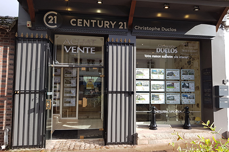 Agence immobilière CENTURY 21 Christophe Duclos, 14290 ORBEC